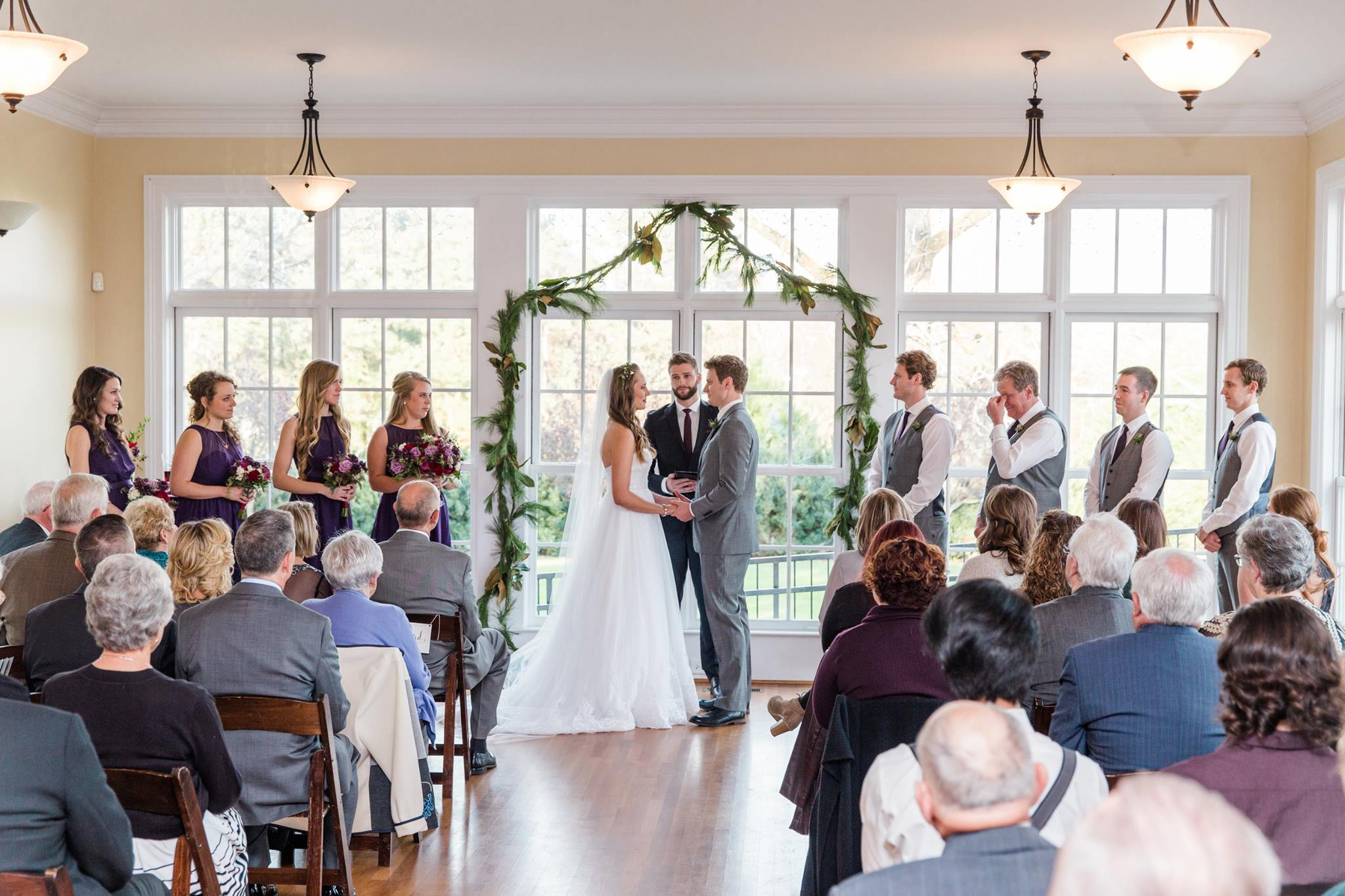 how to take photos at a wedding ceremony